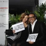 Hossein Farmani e Diletta Franceschetti