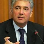 Trasparenza. Adriean Videanu Ministro dell'Economia di Romania
